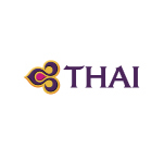 Flywith Thai Airline - logo - with Findmyfare