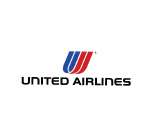 Flywith United Airlines Airline - logo - with Findmyfare