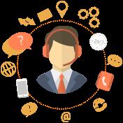 Icon Consistent Service Site with Findmyfare