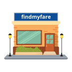 Icon Store Mainsite with Findmyfare